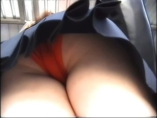 porn vid 1,2,3,4 asses no panties, thong, underwear, granny panties.