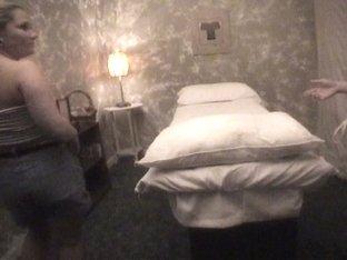 Voyeur from massage parlor