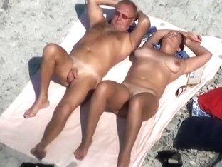 Curvy Ukrainian mature blows her hubby