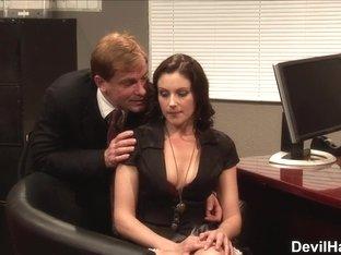 Samantha Ryan in Office Seductions #03, Scene #02 - SweetSinner