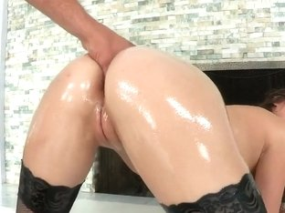 The biggest investment in Holly Michaels' ass