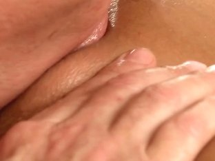 Massage Rooms Glamorous juvenile angels acquire taut holes filled