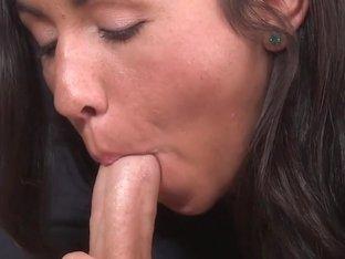 Hot StepMom Jazmyn in 3some with Stephani Moretti