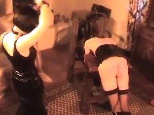 a Mastix tortures her abode bondman
