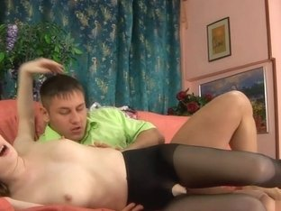 PantyhoseLine Clip: Dorothy and Govard