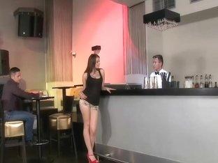 Busty Girl Double Penetration