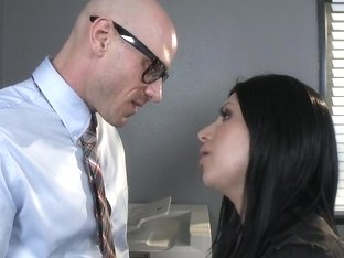 Big Tits at Work: IT's Day Dreams
