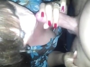 TRANNY GIVES TAKES HEAD CUM IN MOUTH