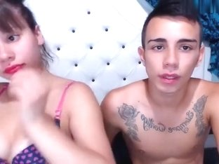 sexcouples69 amateur record on 06/23/15 18:38 from Chaturbate