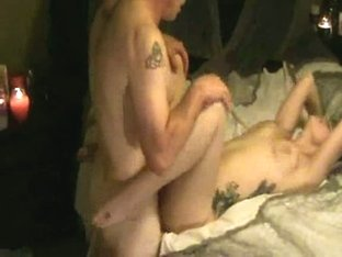 Blindfolded chick Lesiloo banged