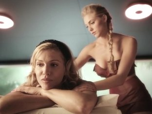 Ascension (2014) Tricia Helfer, Jessica Sipos