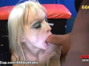 Fabulous pornstar in Amazing German, Bukkake adult scene