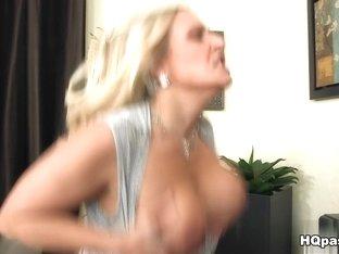 Best pornstars Levi Cash, Angel Allwood in Exotic MILF, Blonde porn scene