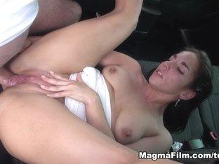 Exotic pornstar in Fabulous POV, Redhead adult movie