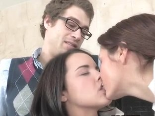 Ava Addams,Dillion Harper take on Xander Corvus