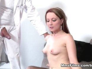 Best pornstar in Crazy Threesomes, Stockings adult video