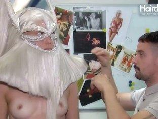 Nude Fashion Charlie Le Mindu Version Male Gaze