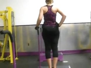 Observando en el Gym #08