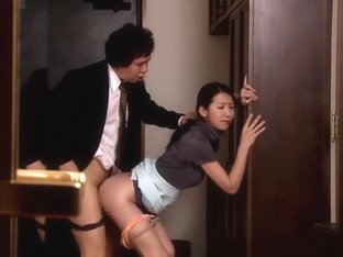 Exotic Japanese whore Hitomi Honjo in Incredible JAV censored Hairy, MILFs movie