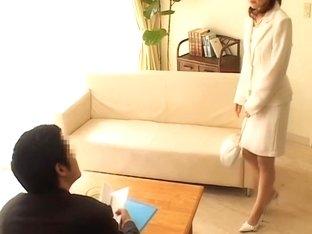 Japanese bimbo plugged hard by my veiny chopper in porn film