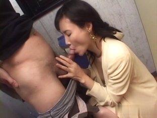 Horny Japanese chick in Best JAV uncensored MILFs scene