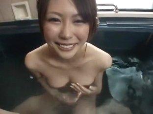 Amazing Japanese girl Miyu Misaki in Best Blowjob/Fera, Small Tits JAV scene