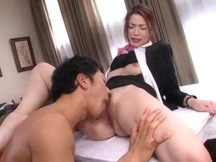 Horny Japanese whore in Best Fingering, Big Tits JAV clip