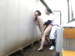 Horny Japanese model Eriko Miura in Hottest Outdoor JAV movie