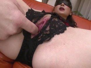 Fabulous Japanese slut Ayumi Iwasa in Incredible JAV uncensored Blowjob video