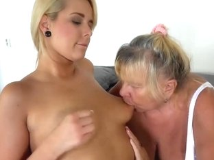 Teen girls with big boobs and old matures