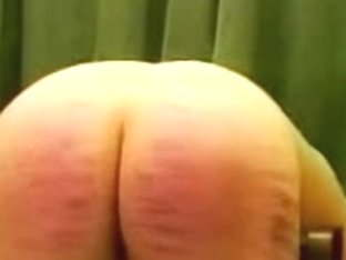 Hotty wild and hard spanked