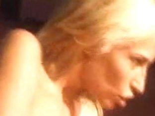 Sophie Evans, Sex On Stage In Barcelona