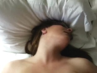 Busty hairy babe gets dicked in an amateur HD video