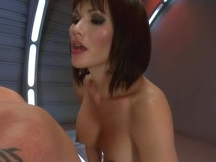She's Back and She's Built You Up Transsexual Experiments