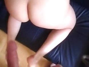 Pussy and asshole fucked from behind