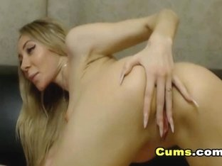 Horny Babe Having Fun With Her Sex Toys