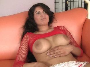 Amazing pornstar Gianna Michaels in horny interracial, threesome sex scene