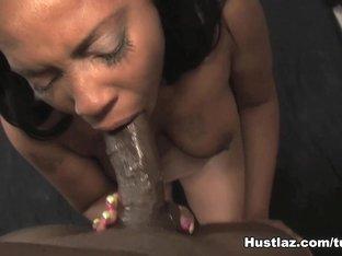 Exotic pornstar in Best Facial, Black and Ebony porn movie