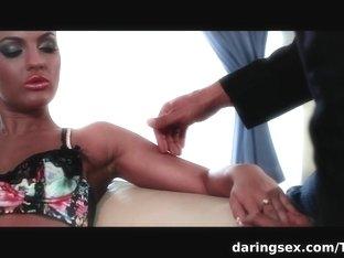 Incredible pornstar in Best Brunette, HD porn clip