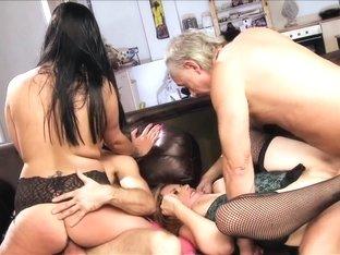 Best pornstar Harvey Jay in incredible brazilian, lingerie sex clip