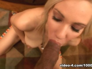 Horny pornstars Sara Monroe, Johnny Fender in Best Facial, Blonde porn scene