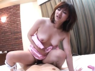 Amazing pornstar Yuki Minami in exotic cumshots, pov sex scene