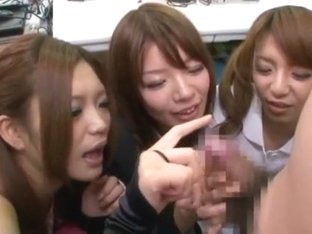 Fabulous Japanese whore Riri Kuribayashi, Ai Haneda, Saori Hara in Best Fetish, Dildos/Toys JAV vi.