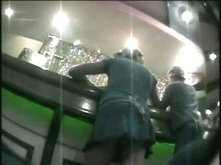 I shot some waitresses