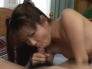 Exotic Japanese chick in Horny JAV uncensored Cumshots clip