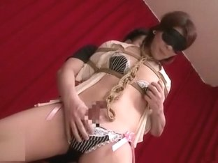 Best Japanese slut in Hottest BDSM, Stockings JAV movie