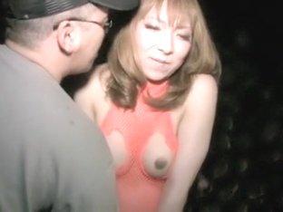 Incredible Japanese model in Horny Fetish, Outdoor JAV clip