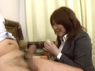 Incredible Japanese chick in Hottest Blowjob/Fera, Dildos/Toys JAV clip