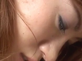 Yui Sarina enticing Japanese babe exposes inviting puss