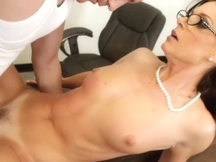 India Summer & Ryan Blaze in My First Sex Teacher